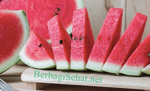 Semangka, Si Buah Berkhasiat Untuk Cegah Anemia