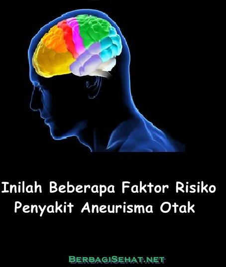 Inilah Beberapa Faktor Risiko Penyakit Aneurisma Otak